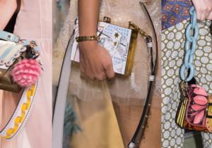 Tendenze e dettagli per le borse dell'estate.