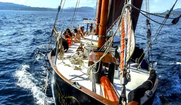 10 motivi per fare una vacanza in barca a vela.