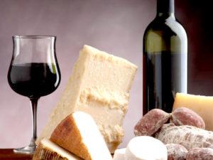 vino cibo abbina