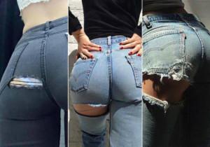Il jeans, un indumento che non passa mai di moda