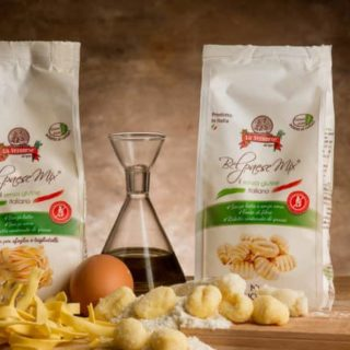 Perchè la miscela di farine senza glutine è meglio della singola farina