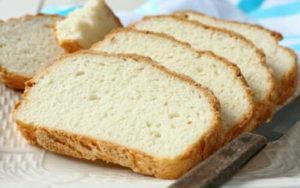 pane senza glutine in casa